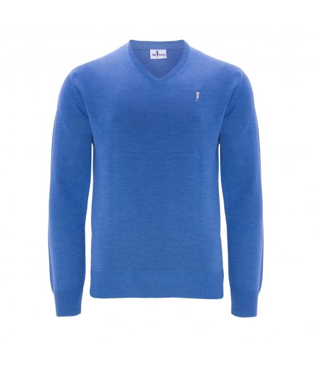 Jersey pico lana merino