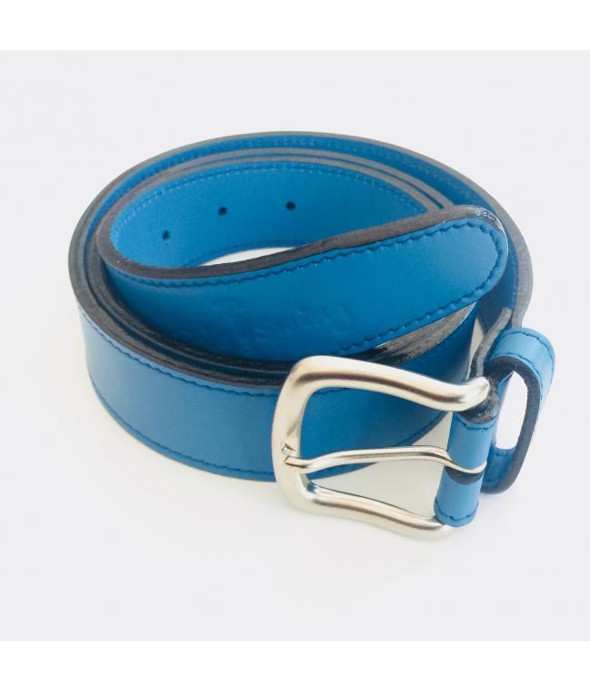Cinturón golf piel