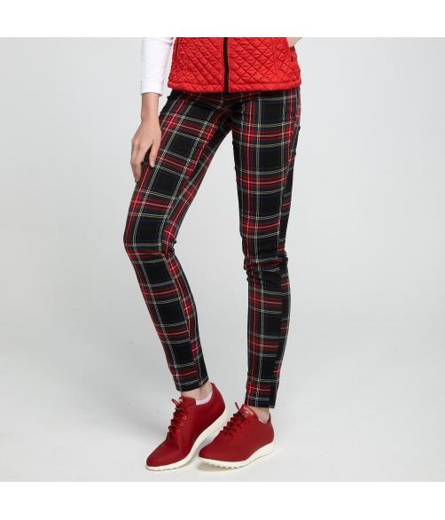 Pantalón cuadros escoceses