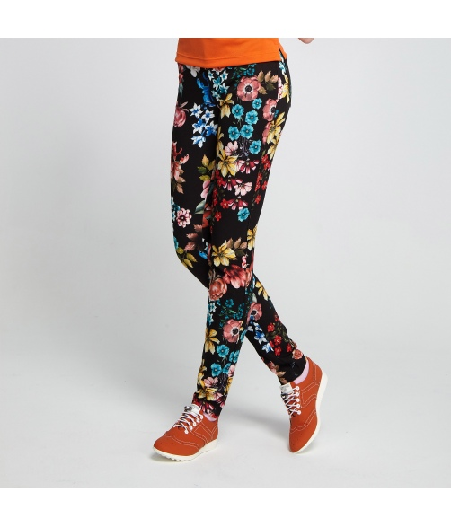 Pantalón golf flores