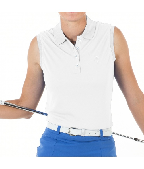 Polo golf dry swing bioactive classic sin mangas