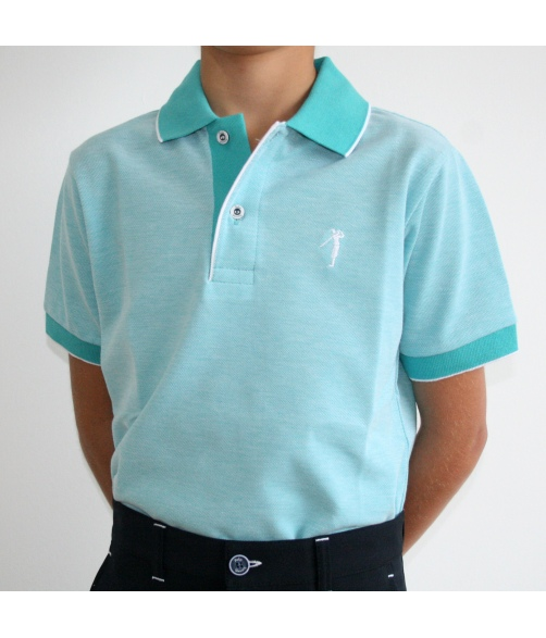Polo golf algodón soft swing vigore