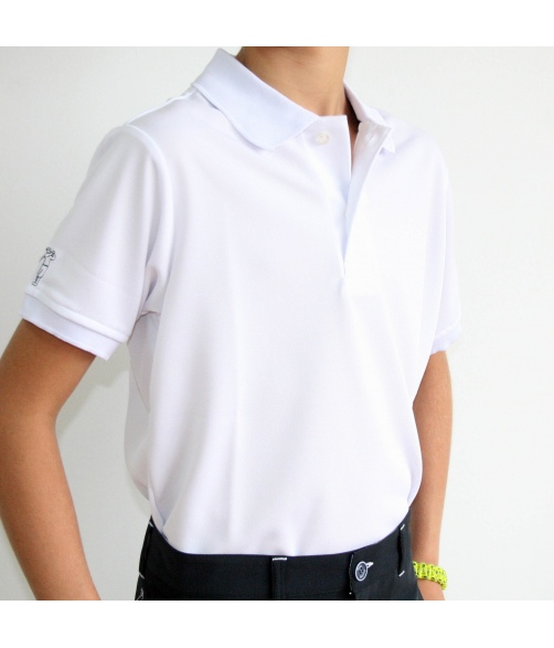 Classic golf polo shirt