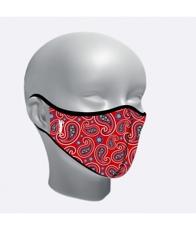 Mascarilla higienica Cachemir