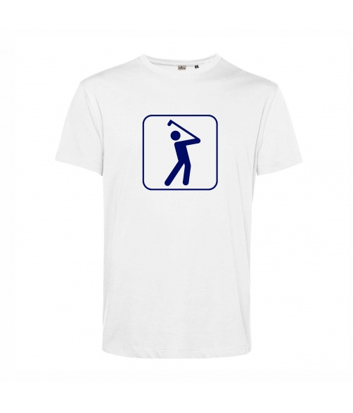 Camiseta ecológica GOLF
