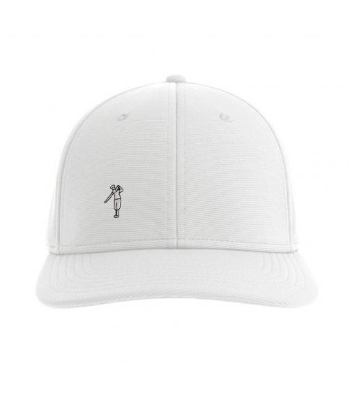 Gorra golf perforada