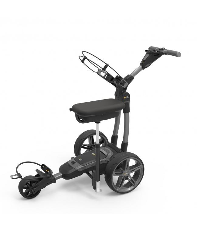 Asiento Deluxe para carro de golf eléctrico Powakaddy